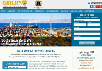 Latin America Shipping Services